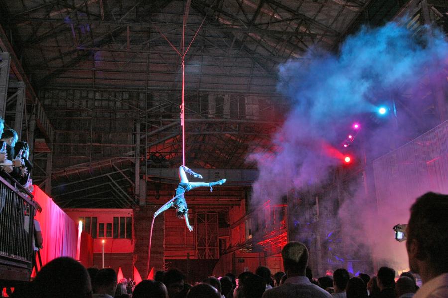 Silks | Web | Cloud Swing | Bungee | Trapeze