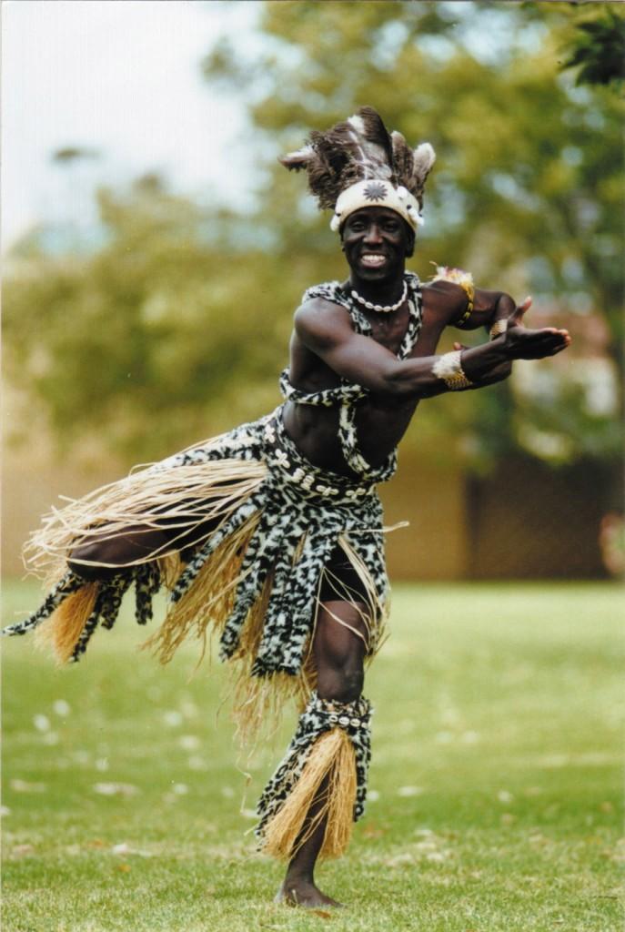 Doudoumba dance
